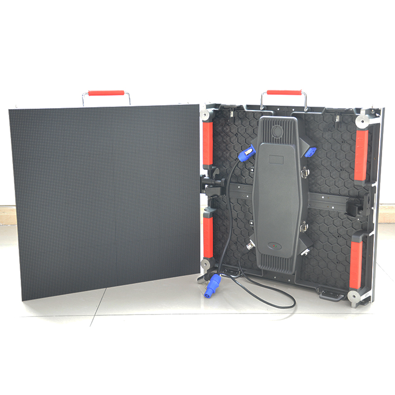Latest P3.91mm Outdoor Rental LED Video Wall