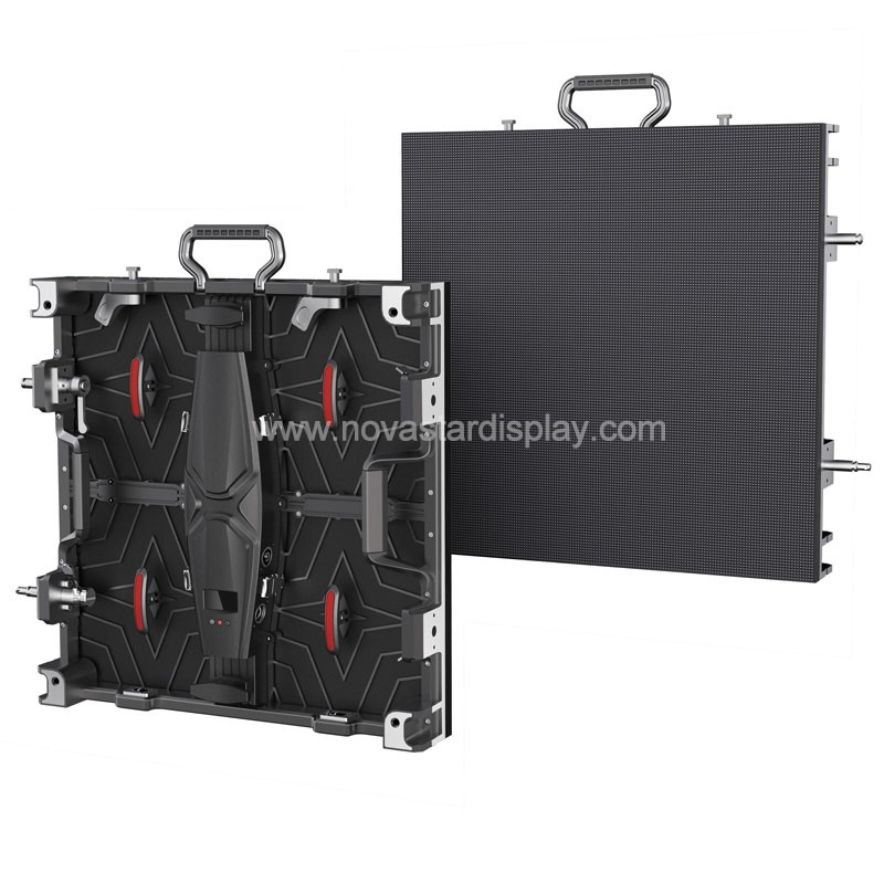 Back Cover Detachable P4.81mm LED Display 500mmx500mm