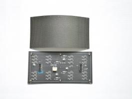 P4mm Soft LED Display Module P4 Flexible LED Display Panel