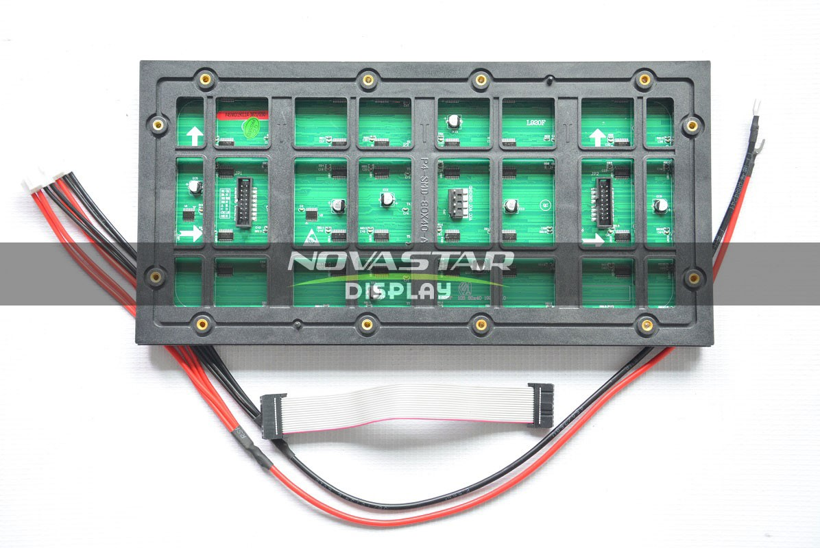 Outdoor P4mm LED Display Module Panel 320×160mm